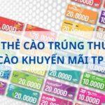 Giá in thẻ cào trúng thưởng - thẻ cào khuyến mãi TP HCM
