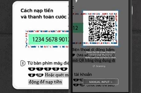 Tem cào chống hàng giả mã hóa bằng code QR