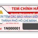 Địa chỉ in tem cào bảo hành điện tử tại Thành phố Hồ Chí Minh
