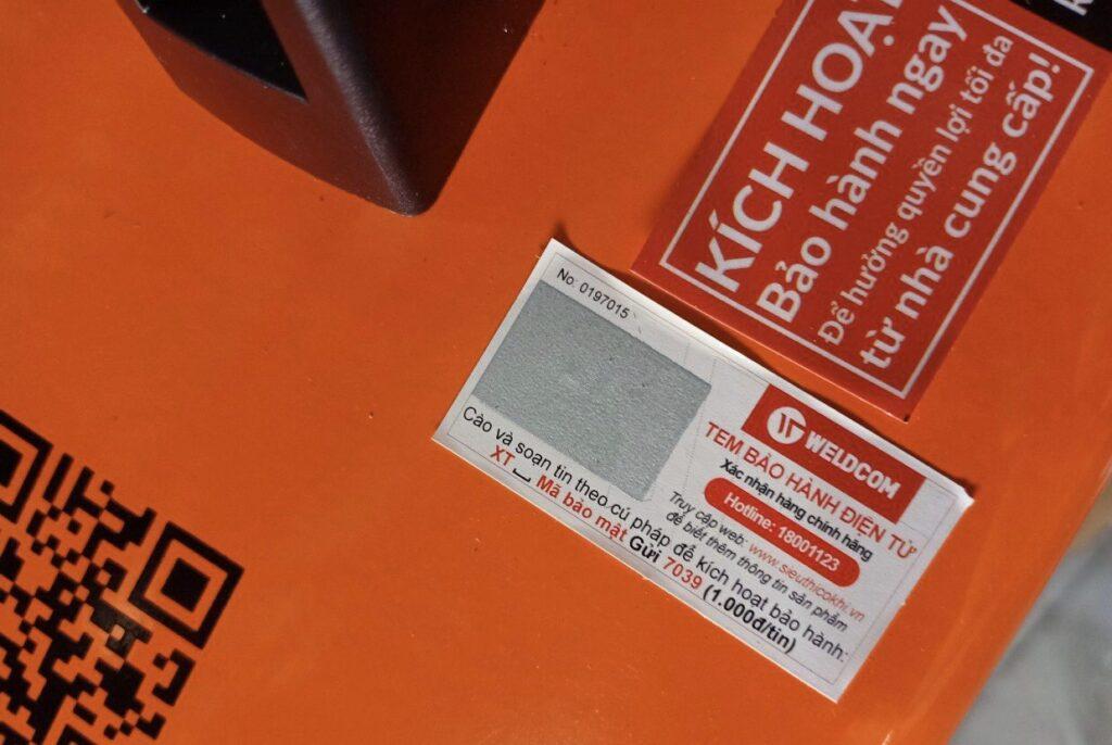 Những lợi ích khi sử dụng tem cào bảo hành điện tử