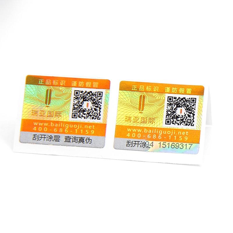 Thủ tục để đăng ký sử dụng tem cào chống giả