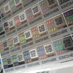 Có bao nhiêu loại tem chống hàng giả