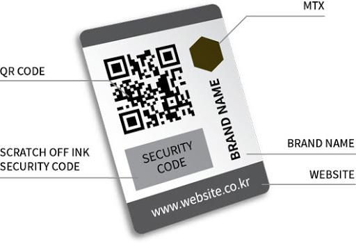 Khả năng lưu trữ của tem chống giả QR Code